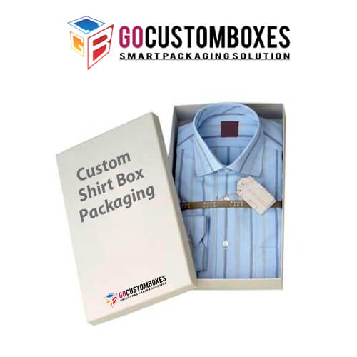 White Shirt Boxes