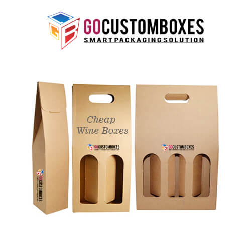 wine glass boxes
